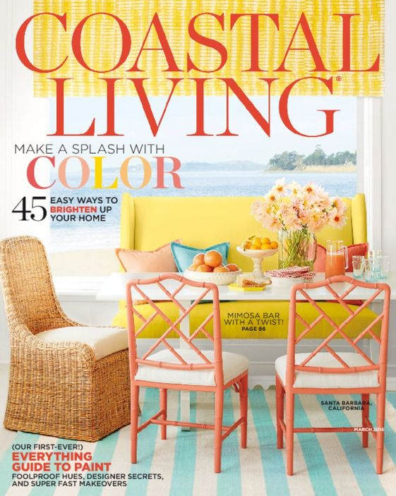 Coastal Living Magazine Subscription Discounts Renewals Gifts